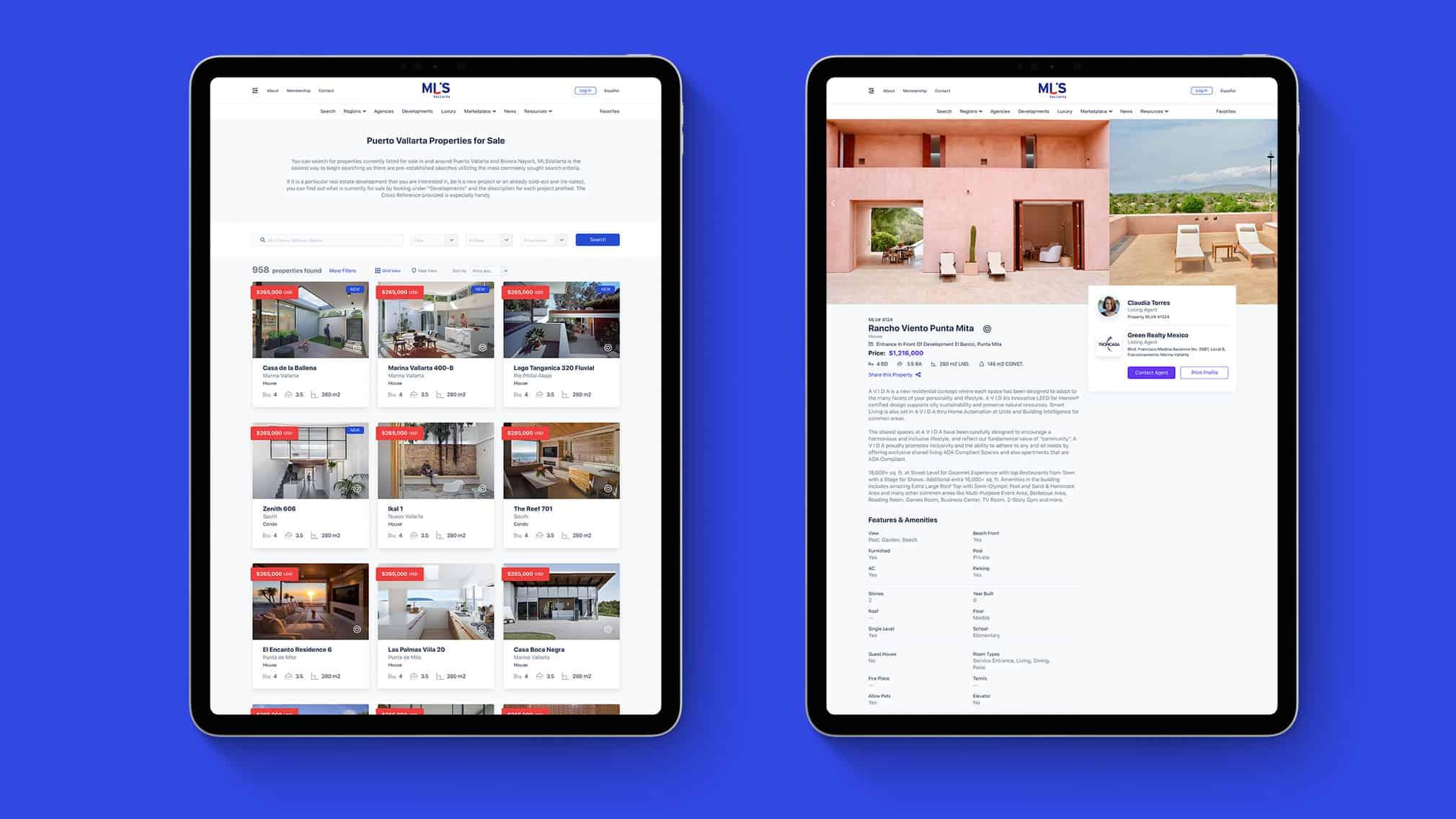 Website Design MLSVallarta